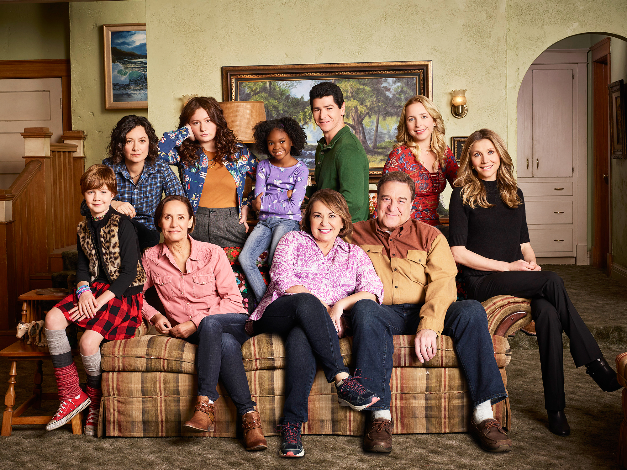The premiere of the Roseanne revival scored massive ratings, despite controversy