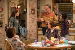 """Roseanne Gets the Chair"""
