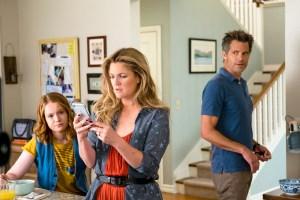Liv Hewson, Drew Barrymore, Timothy Olyphant in 'Santa Clarita Diet'