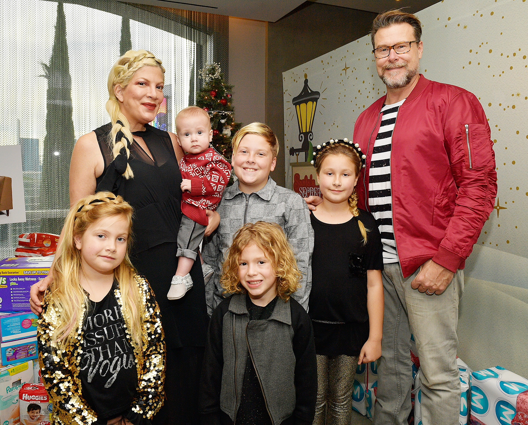 Tori Spelling Family and Friends Worried About Her