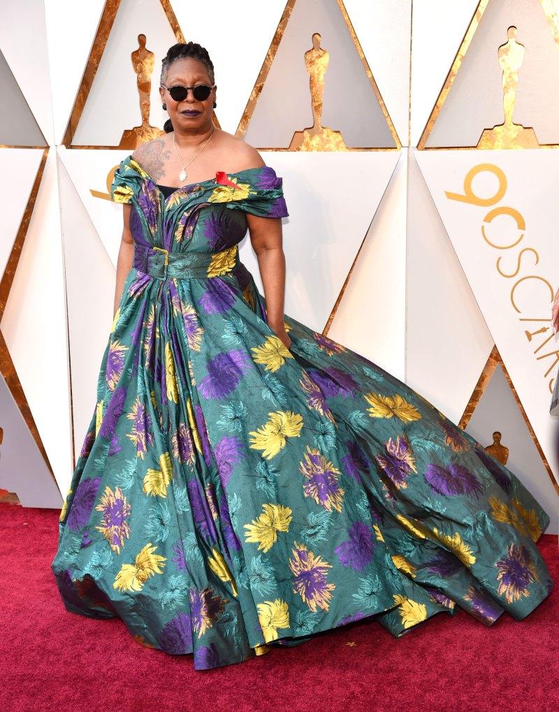 Whoopi Goldberg AA Oscars 2018