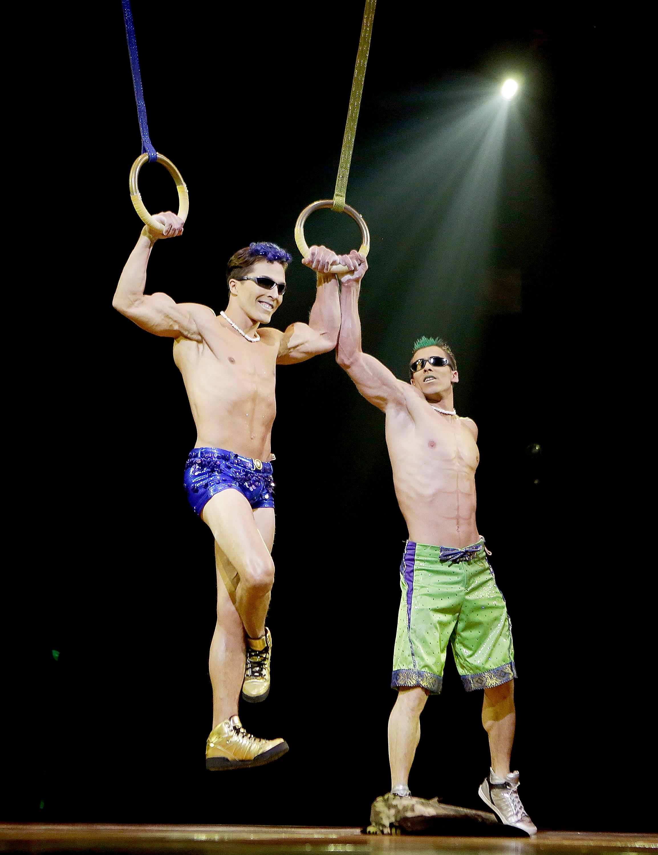 Yann Arnaud, Cirque du Soleil Aerialist, Dies After Falling During Show