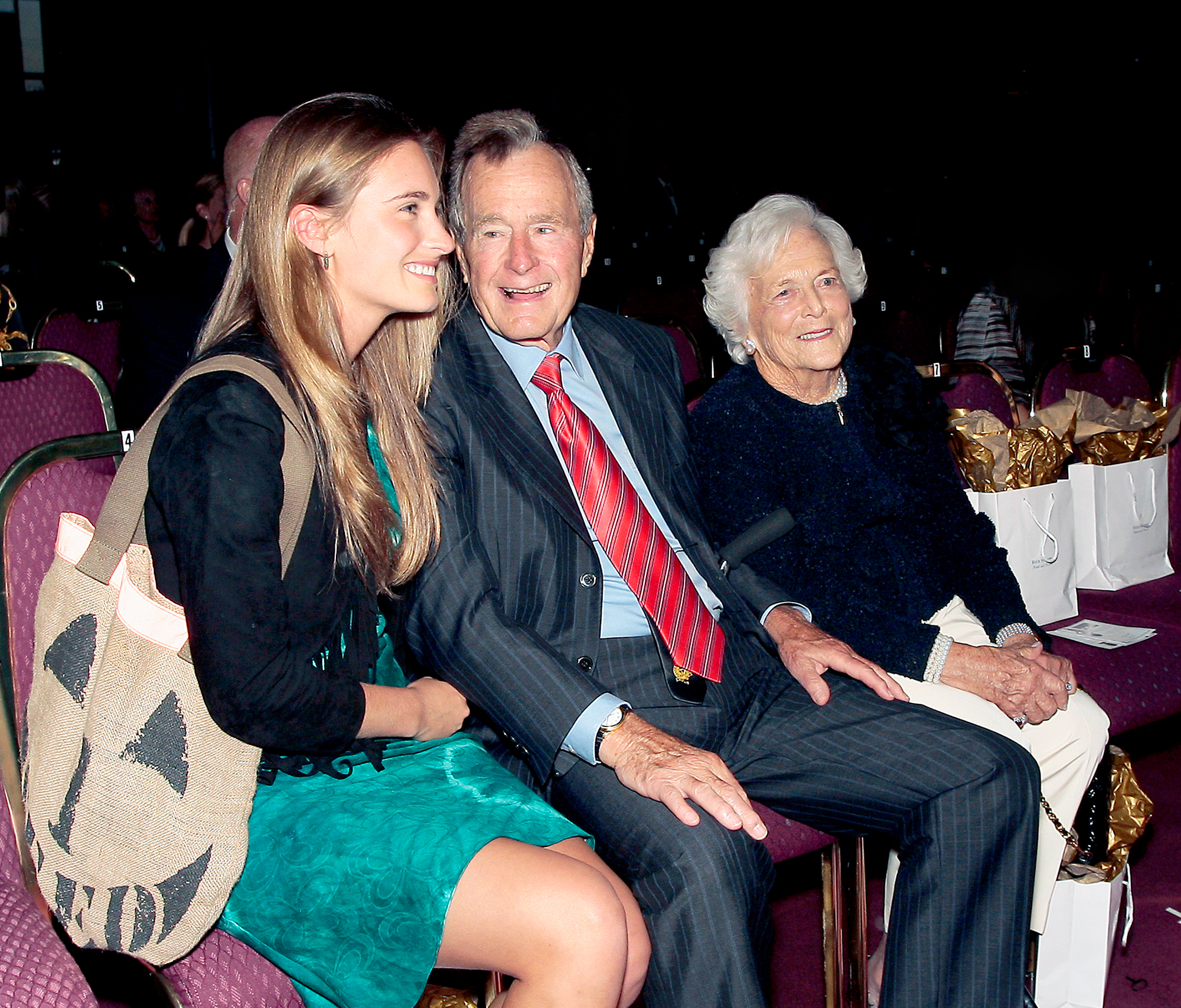 Bush family welcomes baby just days after Barbara Bush's death
