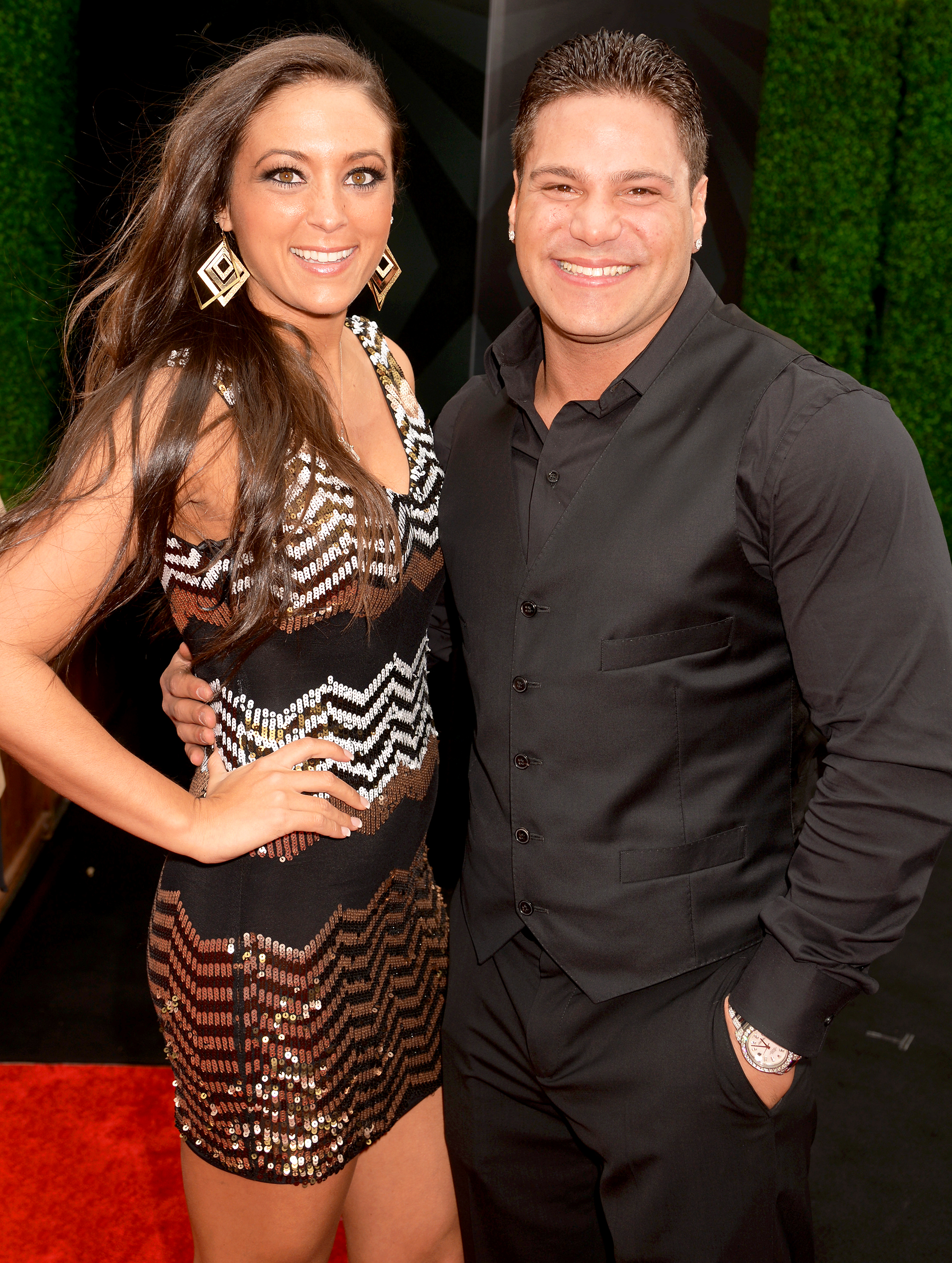 Recently attended deena and jersey shore has moved on april, known for.