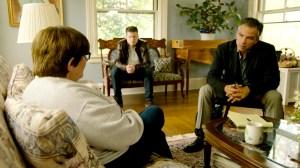 Kris Mohandie and Derrick Levasseur speak with Marie Thomas in 'Breaking Homicide'