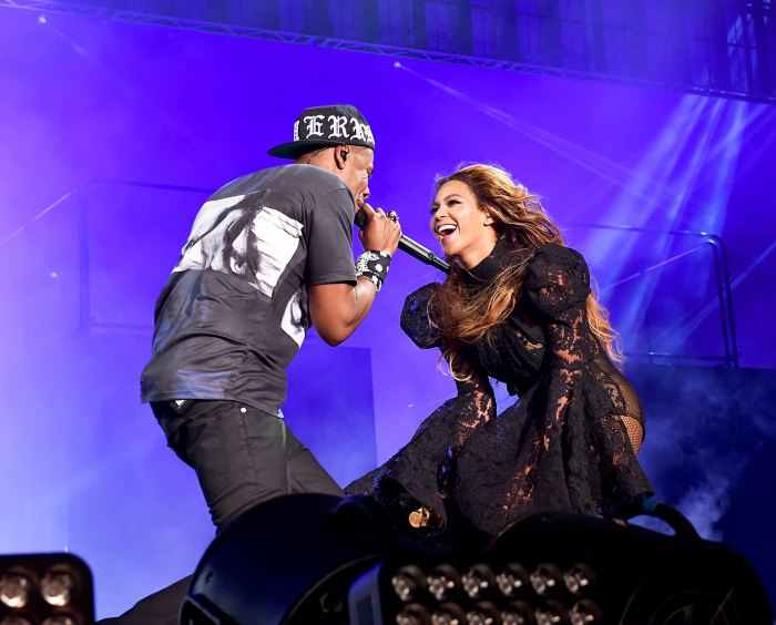 Beyonce and Jay-Z Feature Twins Rumi and Sir in Tour Video