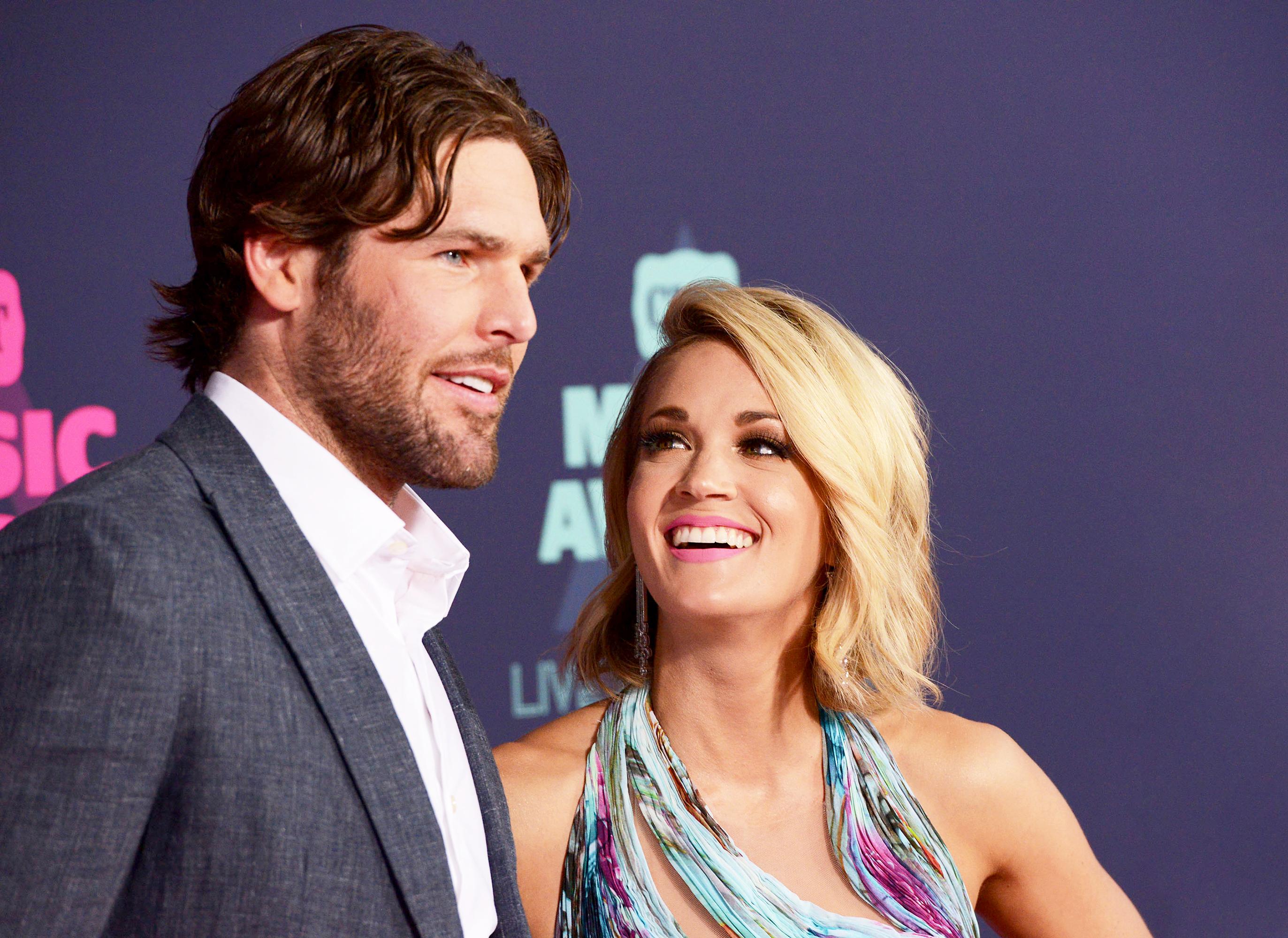 Mike Fisher Dating Carrie UnderwoodVitesse de datation Adelaide plus de 50