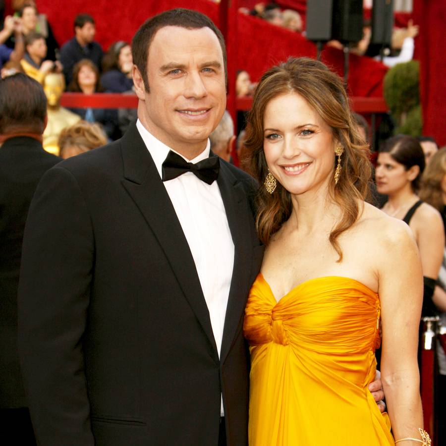 John Travolta and Kelly Preston Hollywood's Hottest Married Couples Gallery