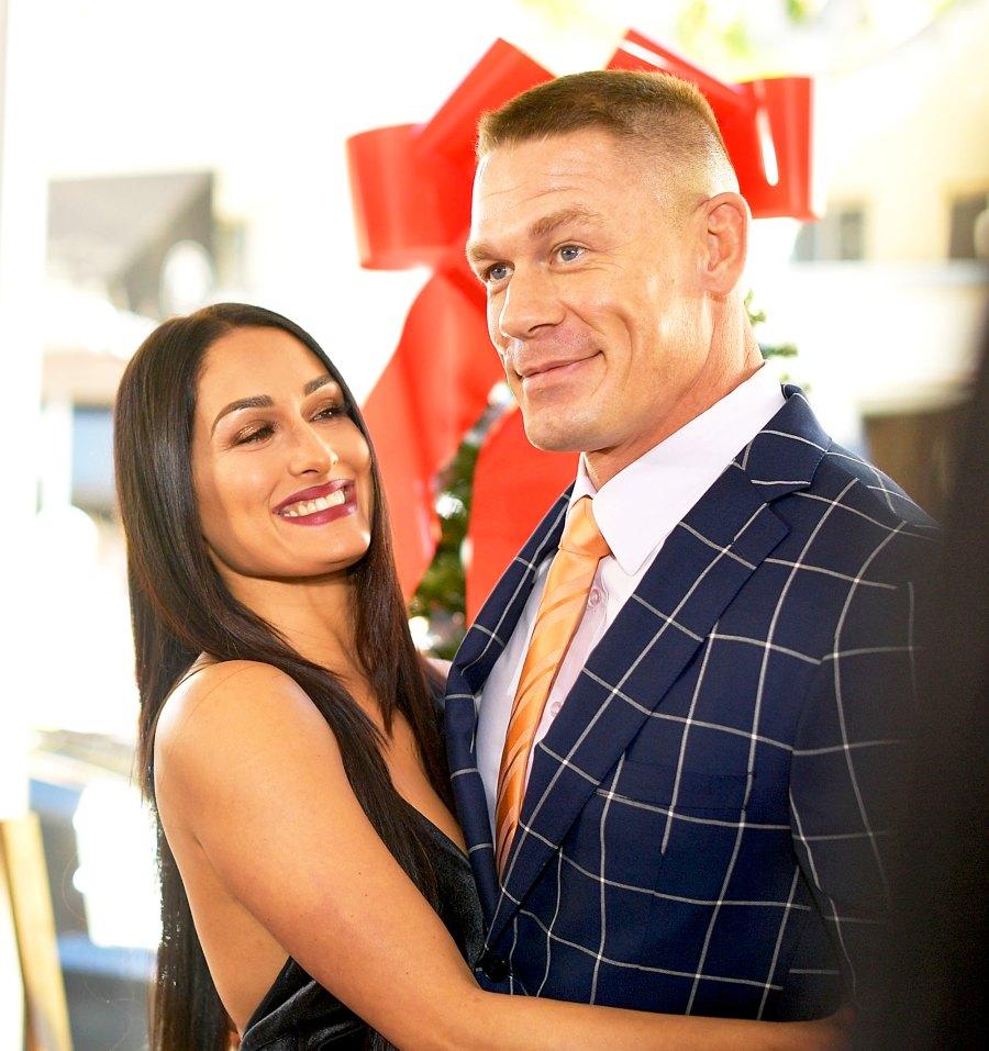 John Cena and Nikki Bella Gallery
