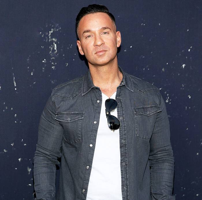 """Mike 'The Situation' Sorrentino attends the """"Jersey Shore Family Vacation"""" Global 2018 premiere at HYDE Sunset: Kitchen + Cocktails in West Hollywood, California."""