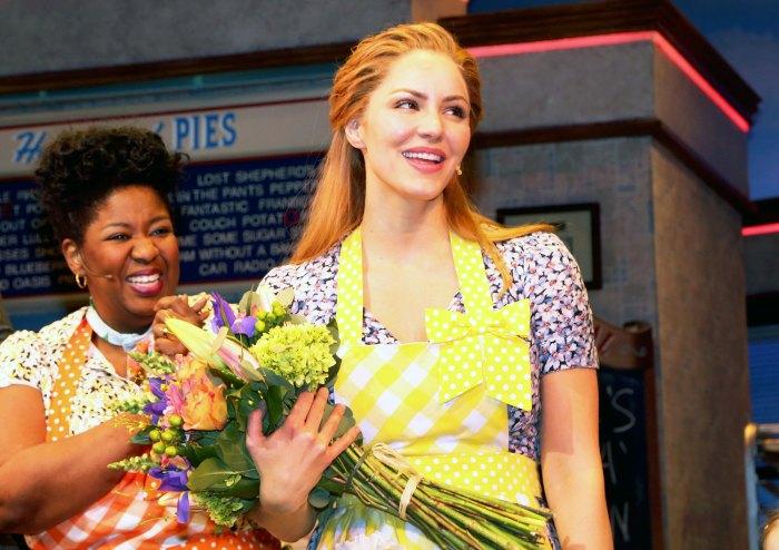 David Foster And Katharine Mcphee Celebrate Her Broadway Debut