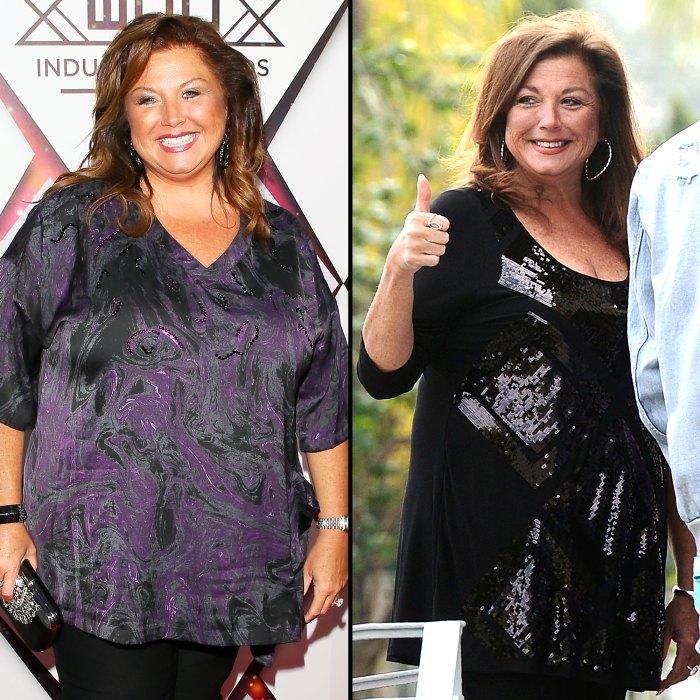 Abby Lee Miller weight loss church