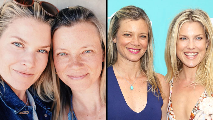 Amy Smart and Ali Larter - The besties that makeup-free together, selfie together — and stay together. Proof: Ali Larter and Amy Smart posed together for a bare-faced pic that Ali posted to her Instagram to commemorate their bond.