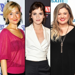 Allison Mack Alleged Sex Cult Recruit Emma Watson Kelly Clarkson