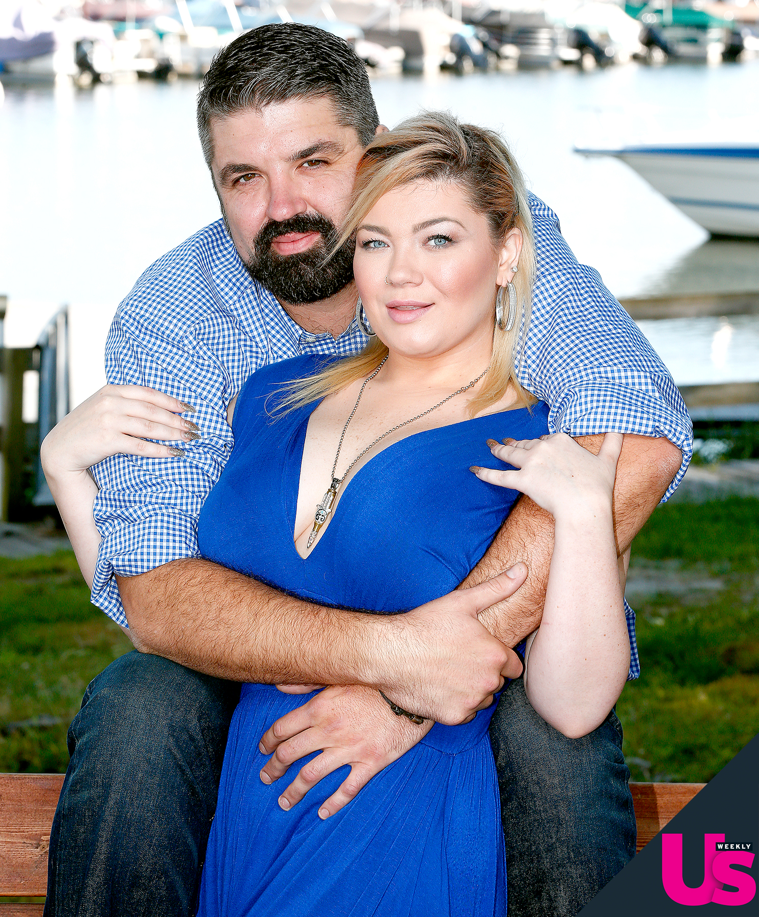 Amber Portwood with kind, Single