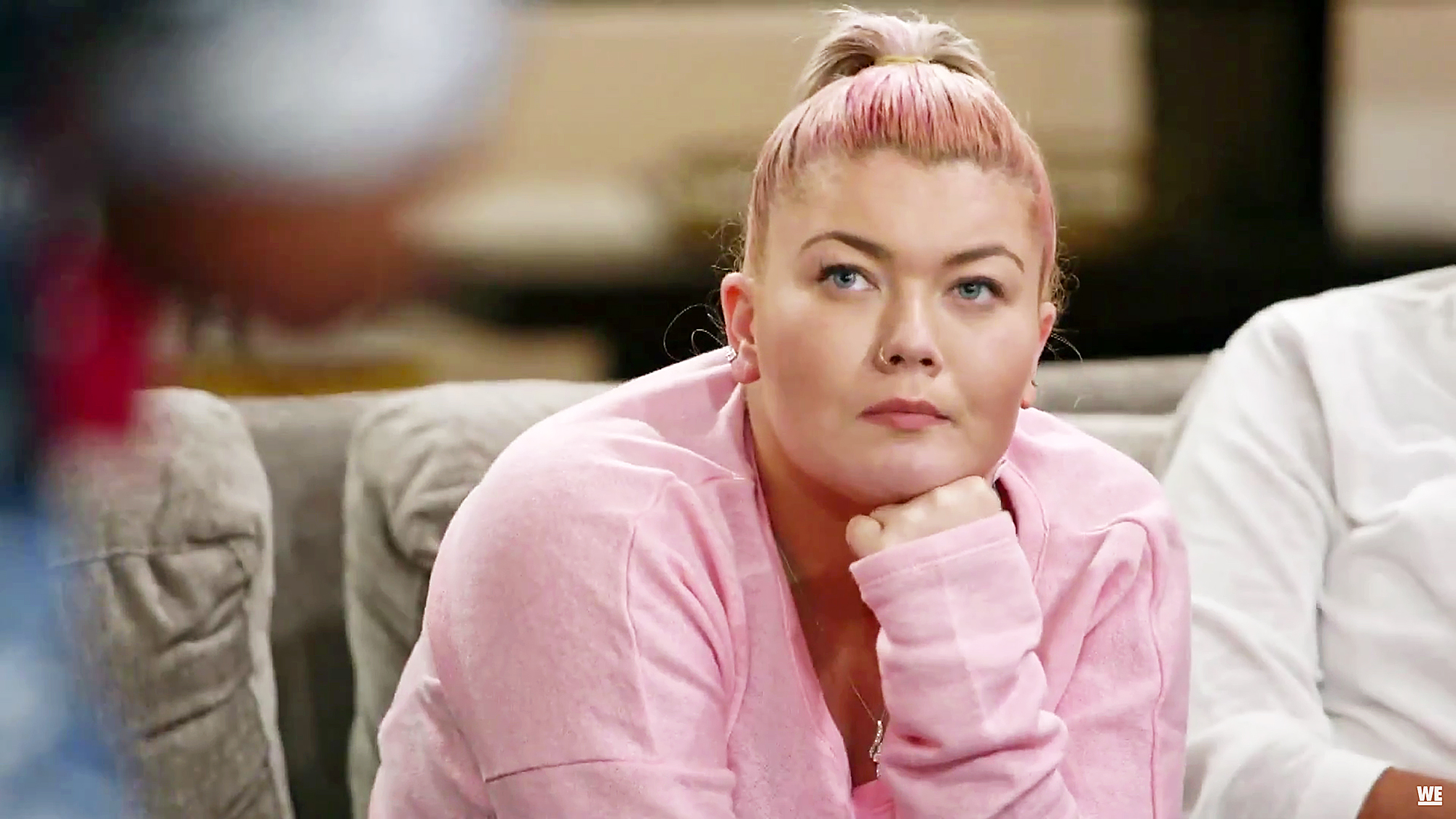 Amber Portwood Storms Out Marriage Boot Camp