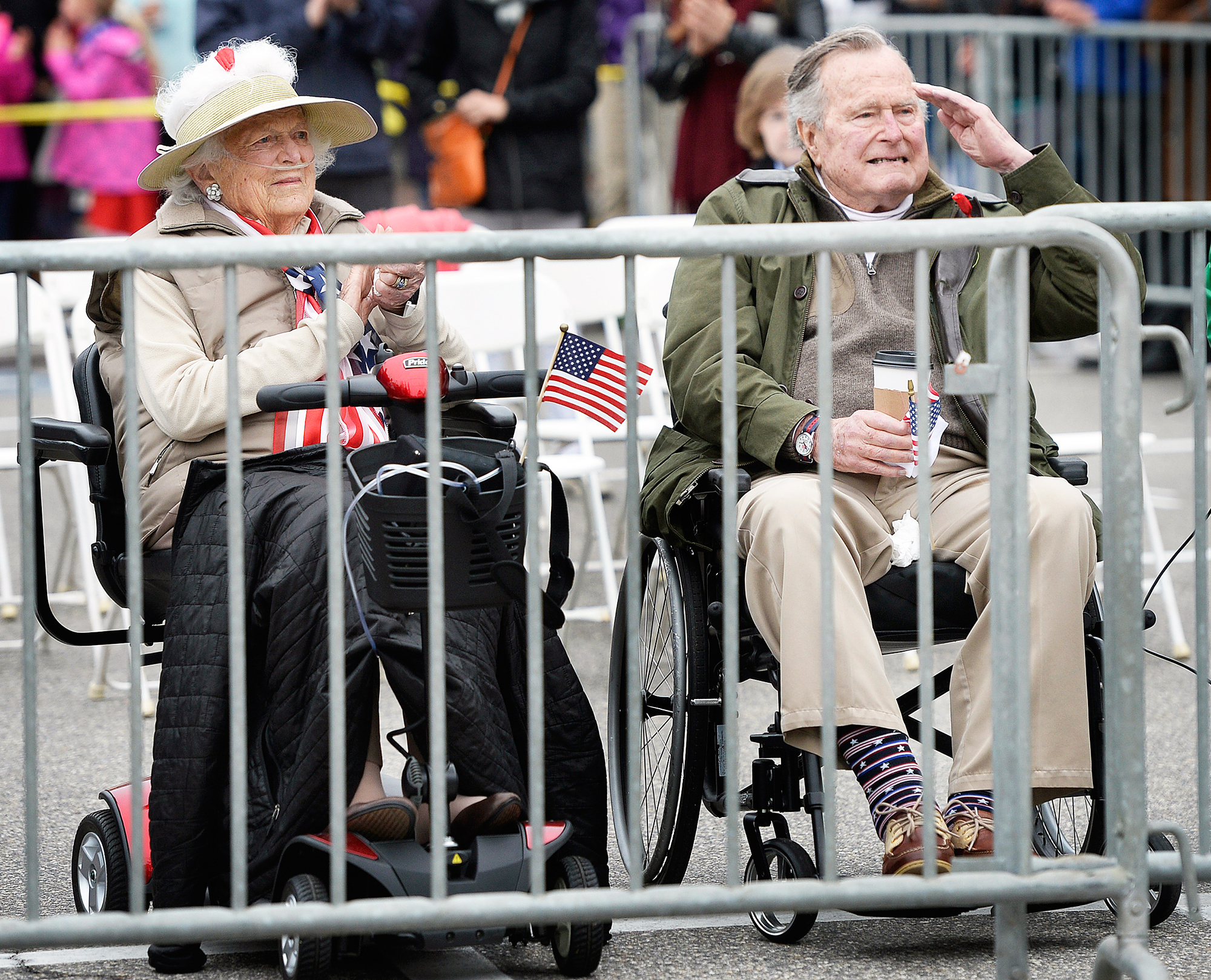 Barbara Bush Failing Health