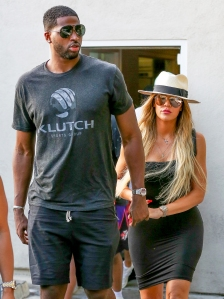 Khloe Kardashian and Tristan Thompson Gallery