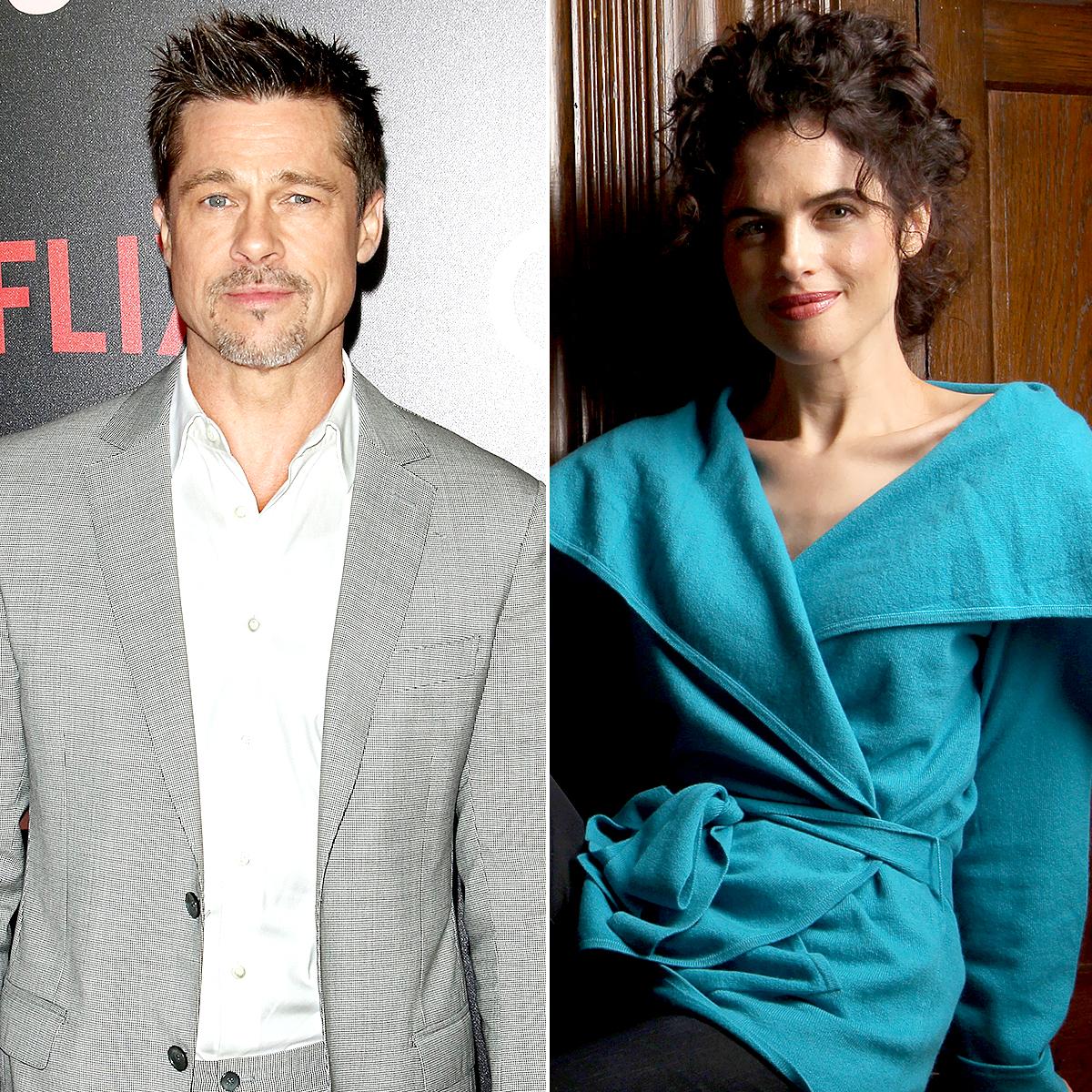 Brad Pitt 'has the keys' to rumoured girlfriend's pad