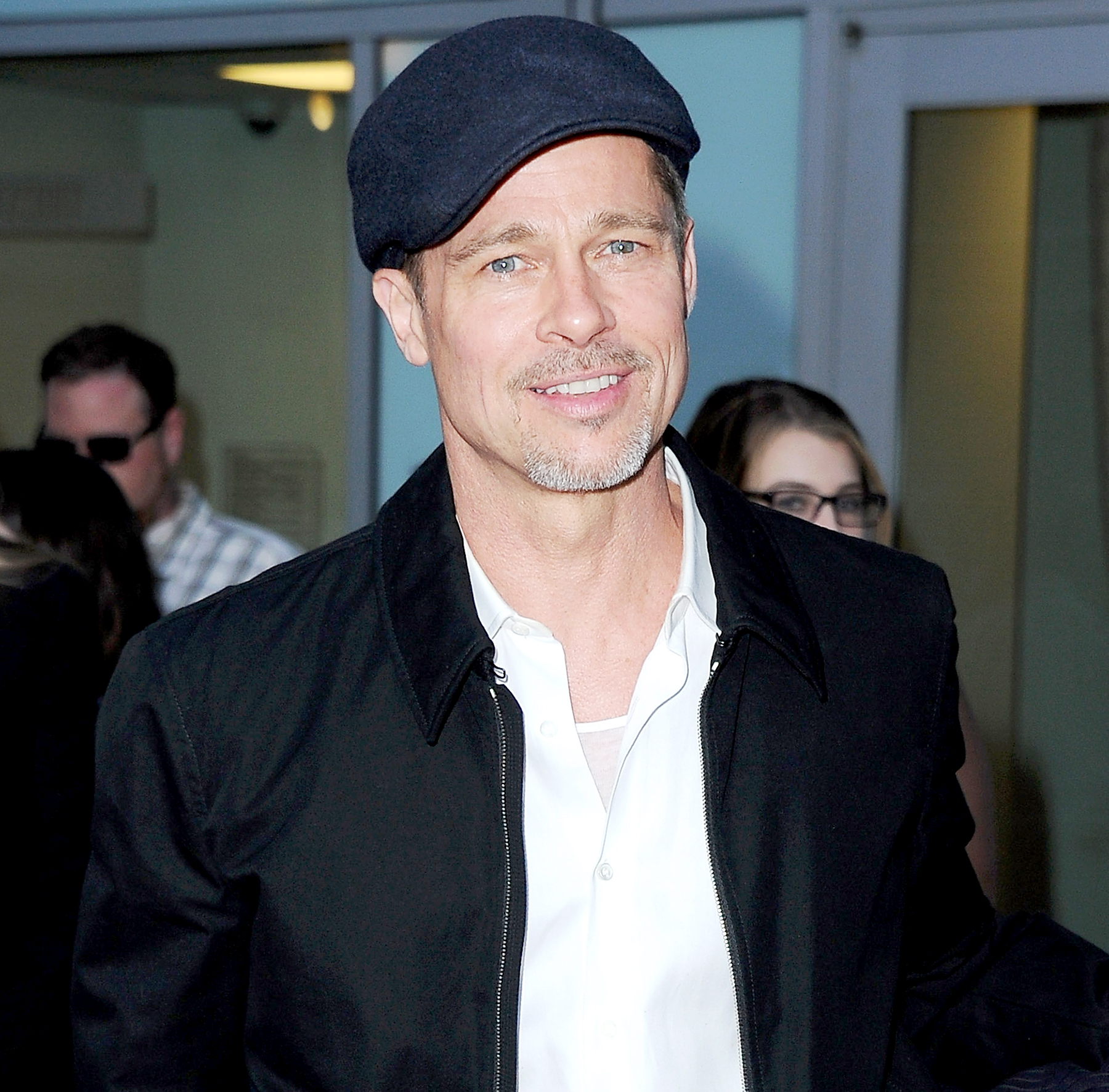 Romance or 'professional friendship'? Brad Pitt spending time with architecture professor