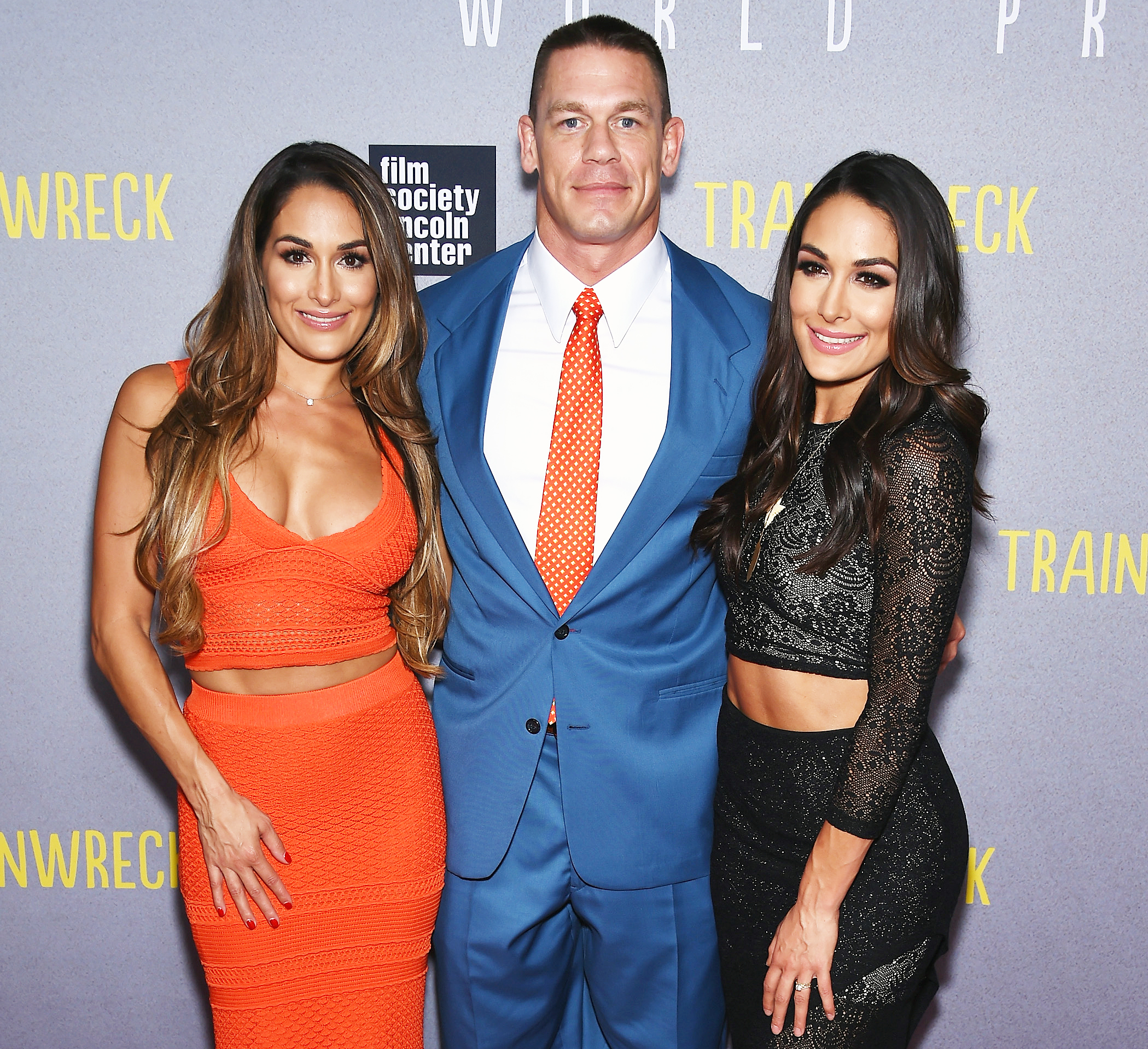 Nikki Bella's Sister Brie Isn't Mad At John Cena After Break Up