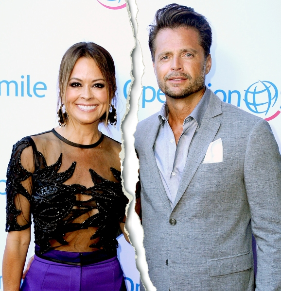 'The Hazing' Actress Brooke Burke Files for Divorce From Husband David Charvet