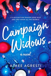 Campaign Widows Cover Aimee Agresti