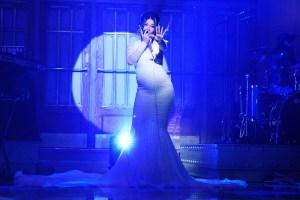 Cardi B, Pregnant, Saturday Night Live, Performance, Offset