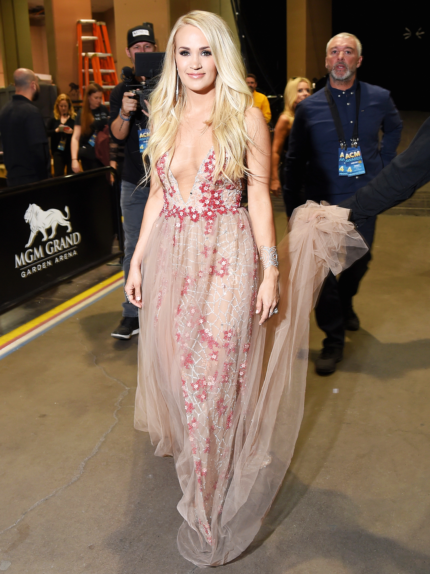 ACM Awards 2018: What You Didn\'t See on TV in Photos