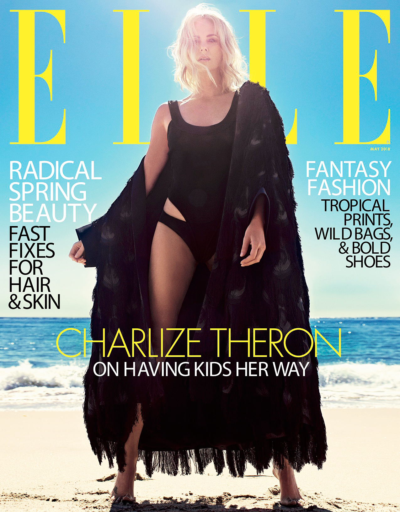 Charlize Theron Considers Leaving America: 'Racism Is Much More Alive and Well'