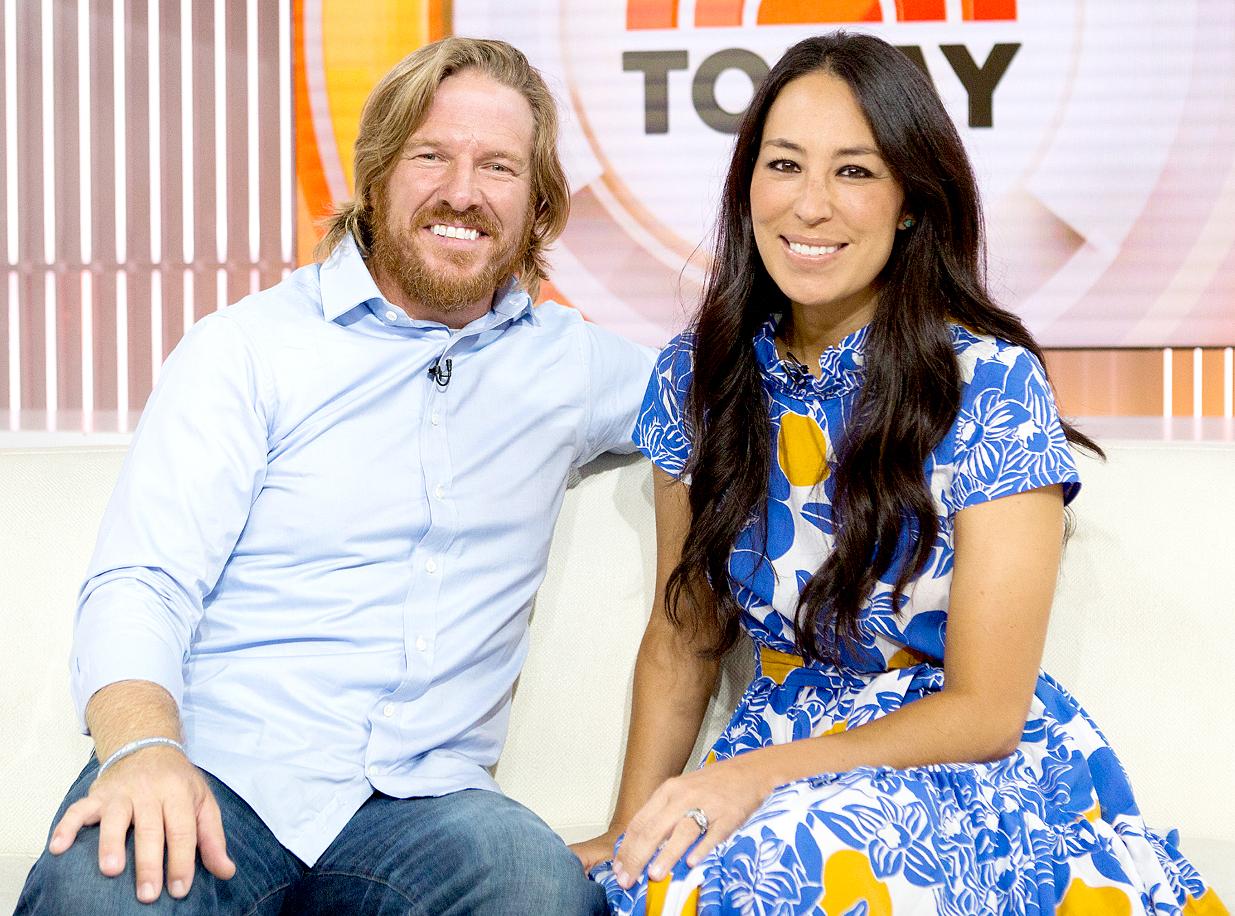 Before Meeting Joanna, Chip Gaines Says He Was Hell-Bent on Making Another Woman His Wife