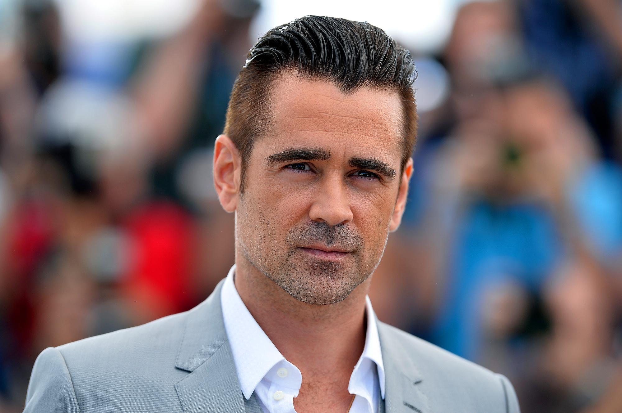 Colin Farrell Voluntarily Checks Into Rehab For Reset