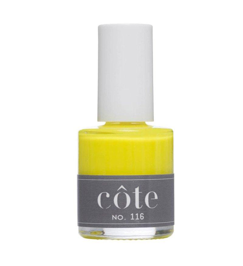Neon Yellow Nail Polishes Inspired by Kim Kardashian