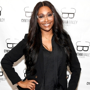 8ee8e53ac06f Cynthia Bailey Reveals She Had a Tumor Removed