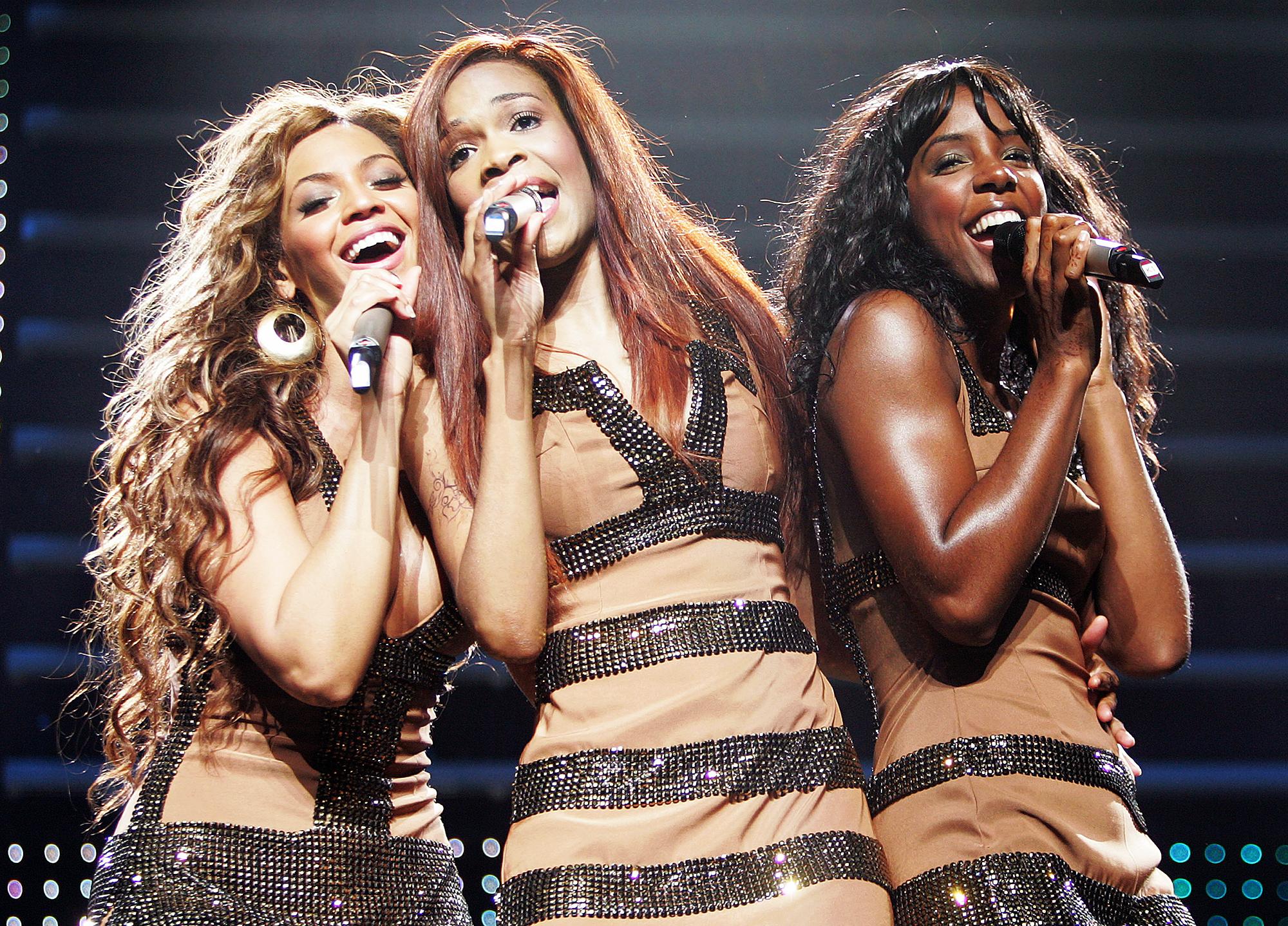 Mathew Knowles Destiny's Child No New Album