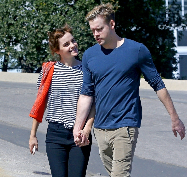 Emma Watson Is A Positive Change For Chord Overstreet