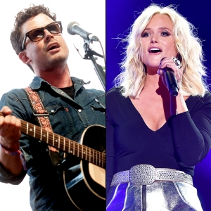 Evan Felker and Miranda Lambert