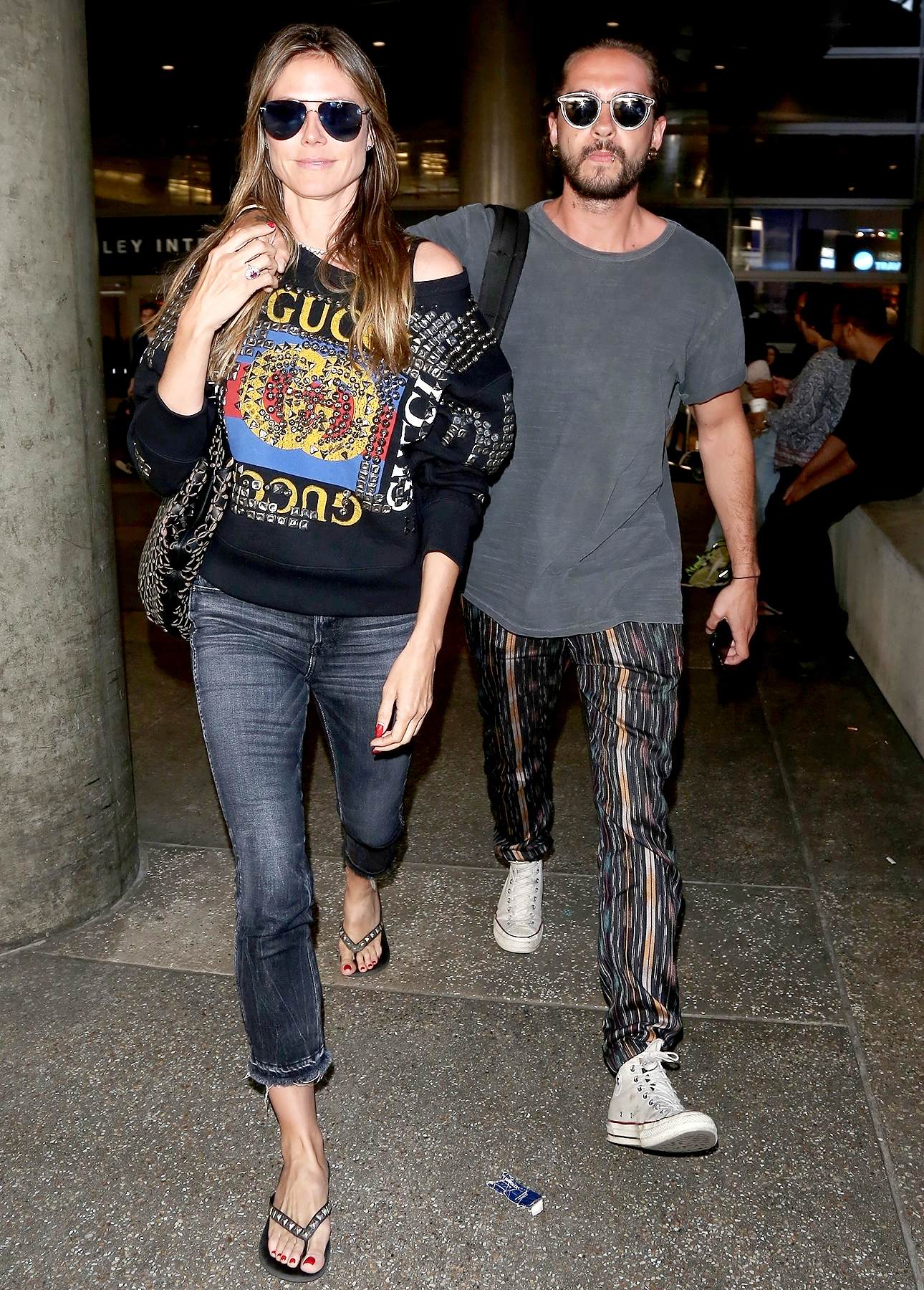 How Heidi Klum Met New Boyfriend Tom Kaulitz