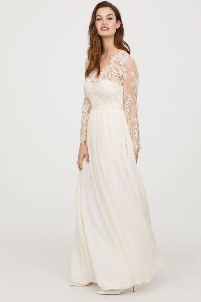 hm-wedding dress