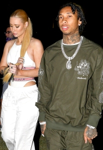 Iggy-Azalea-and-Tyga dating coachella