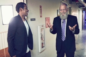 Jay Z, David Letterman, My Next Guest Needs No Introduction with David Letterman, Kanye West
