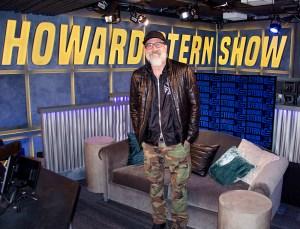 Jeffrey Dean Morgan on 'The Howard Stern Show'