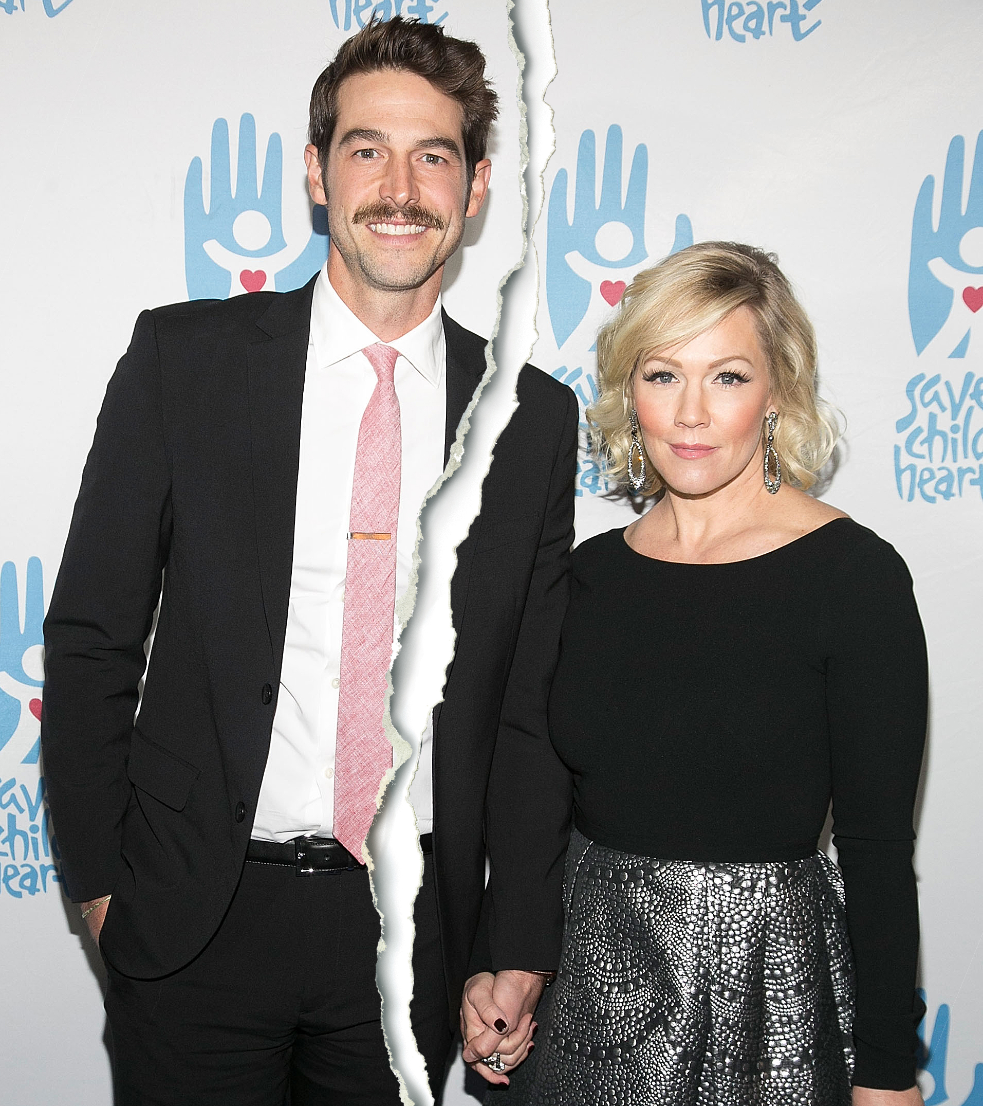 Jennie Garth Dave Abrams divorce