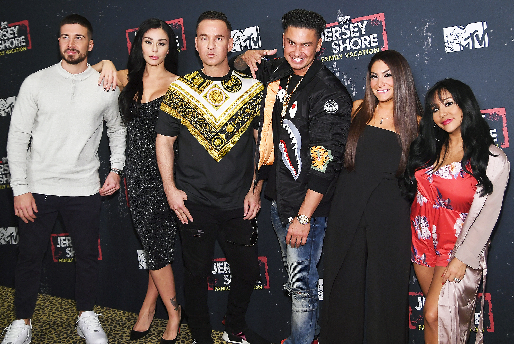 Jersey Shore Cast Shares Advice for New Dad Ronnie Ortiz Magro