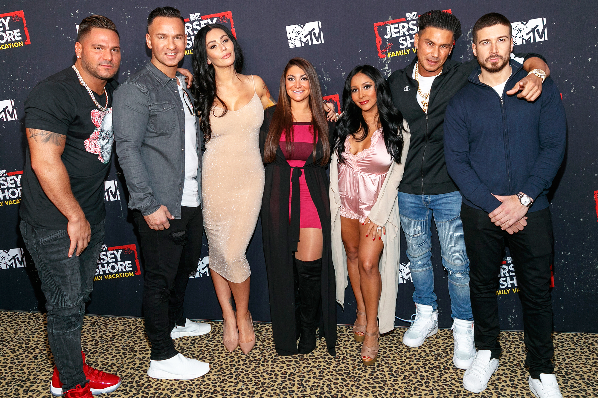 Jersey Shore Family Vacation Premiere Party Photos