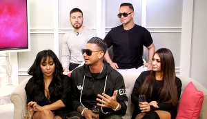 The cast of Jersey Shore: Reunion