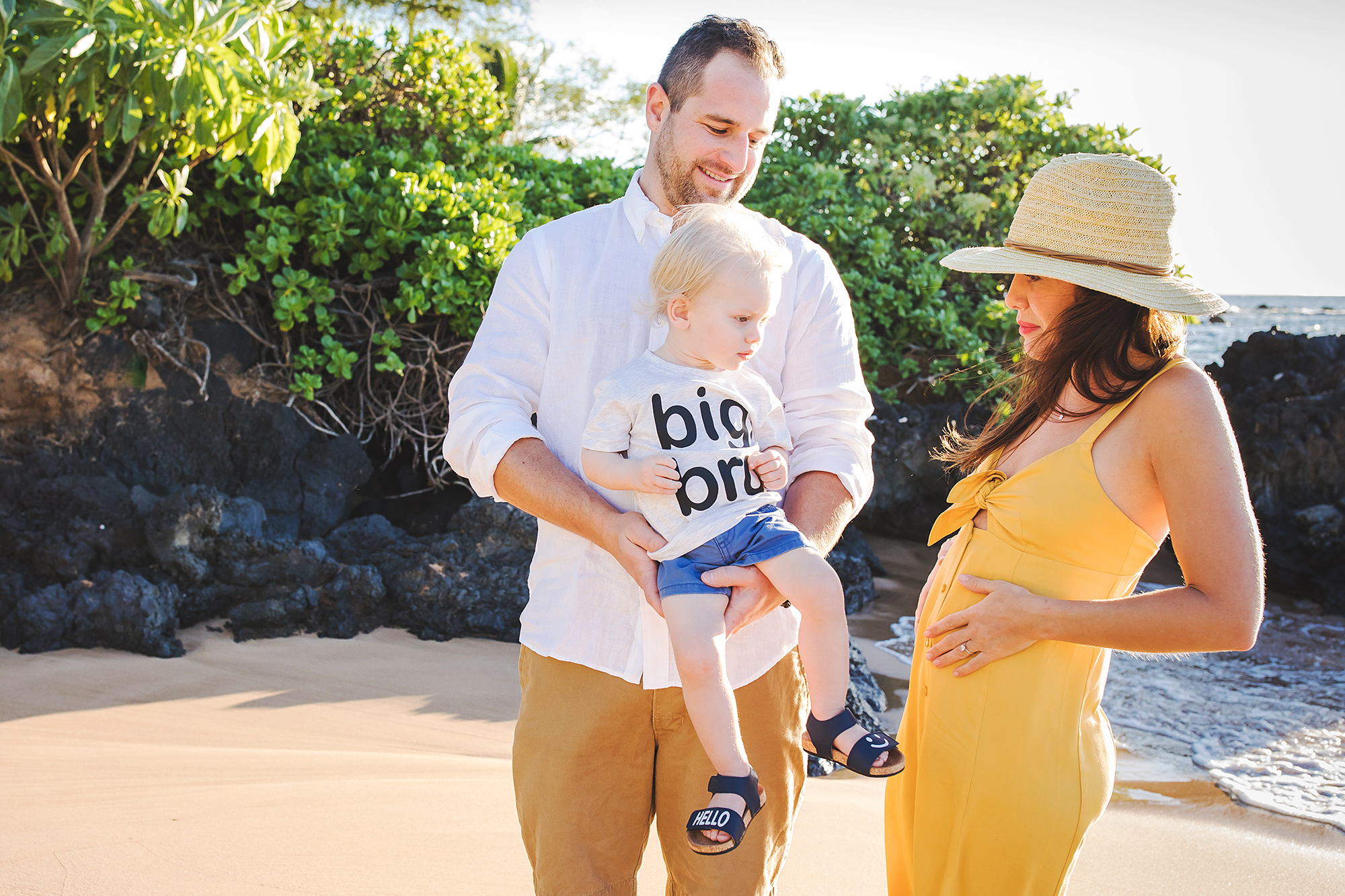 Jillian Harris Justin Pasutto baby announcement