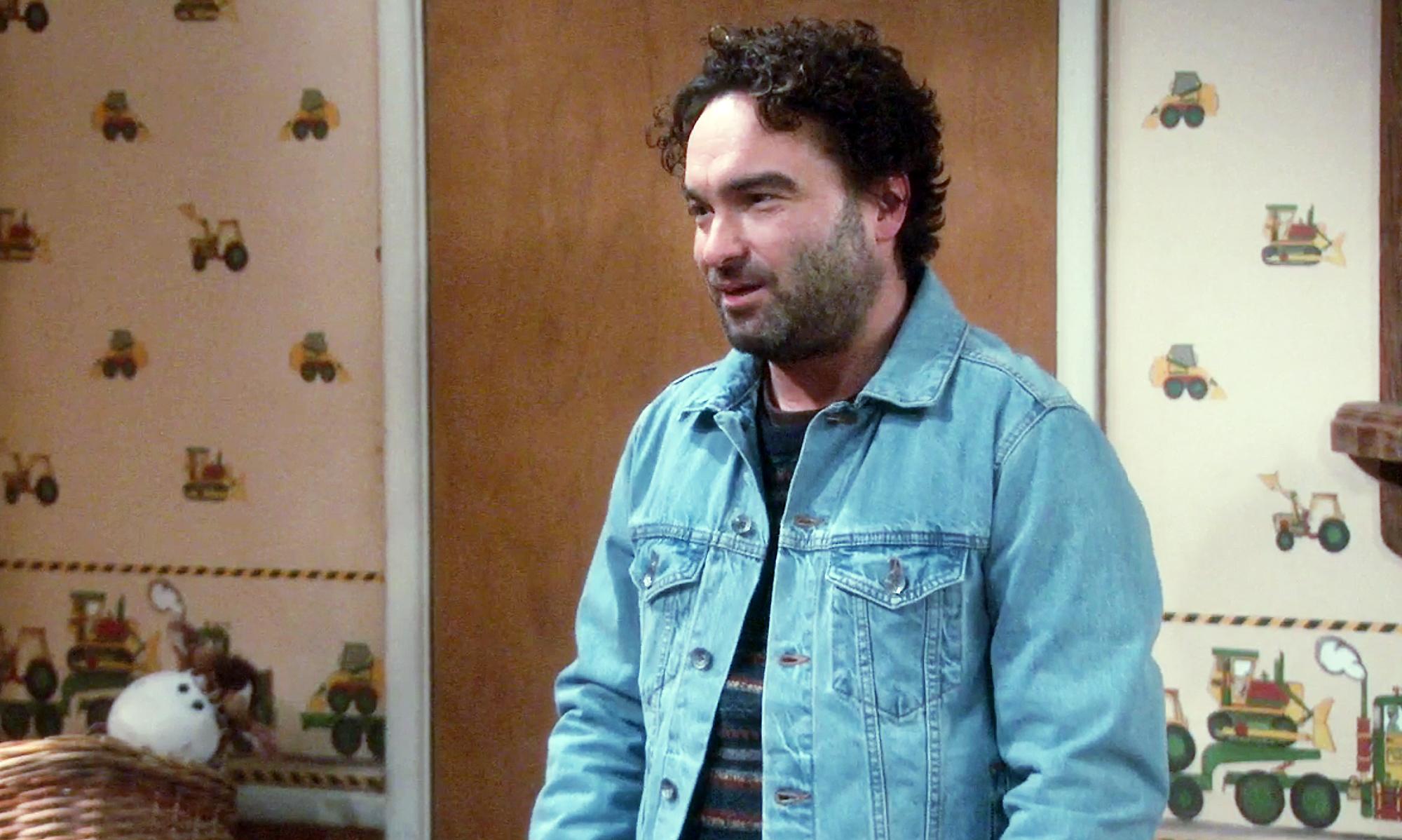 David Returns Roseanne
