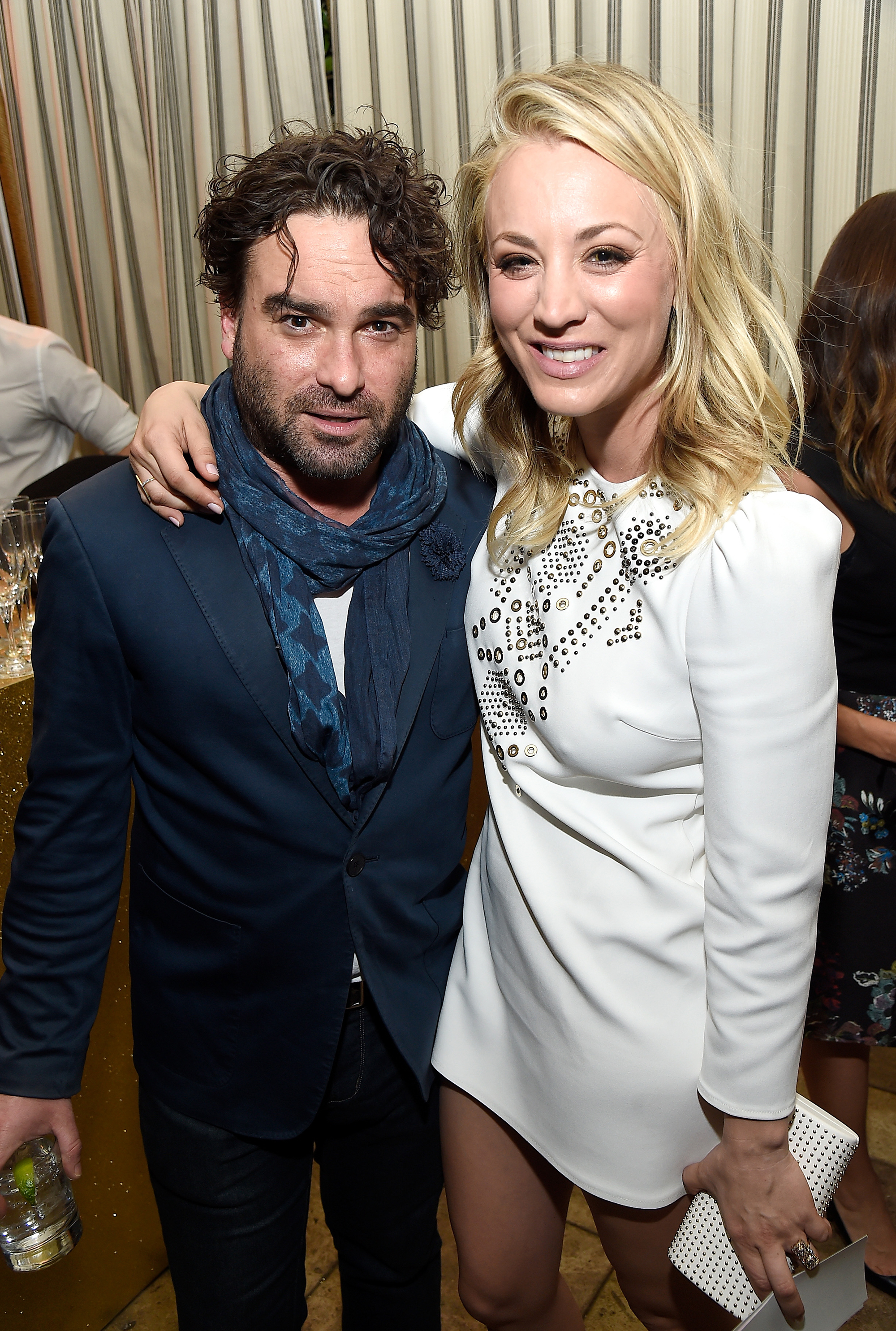 Who is kaley cuoco dating in real life