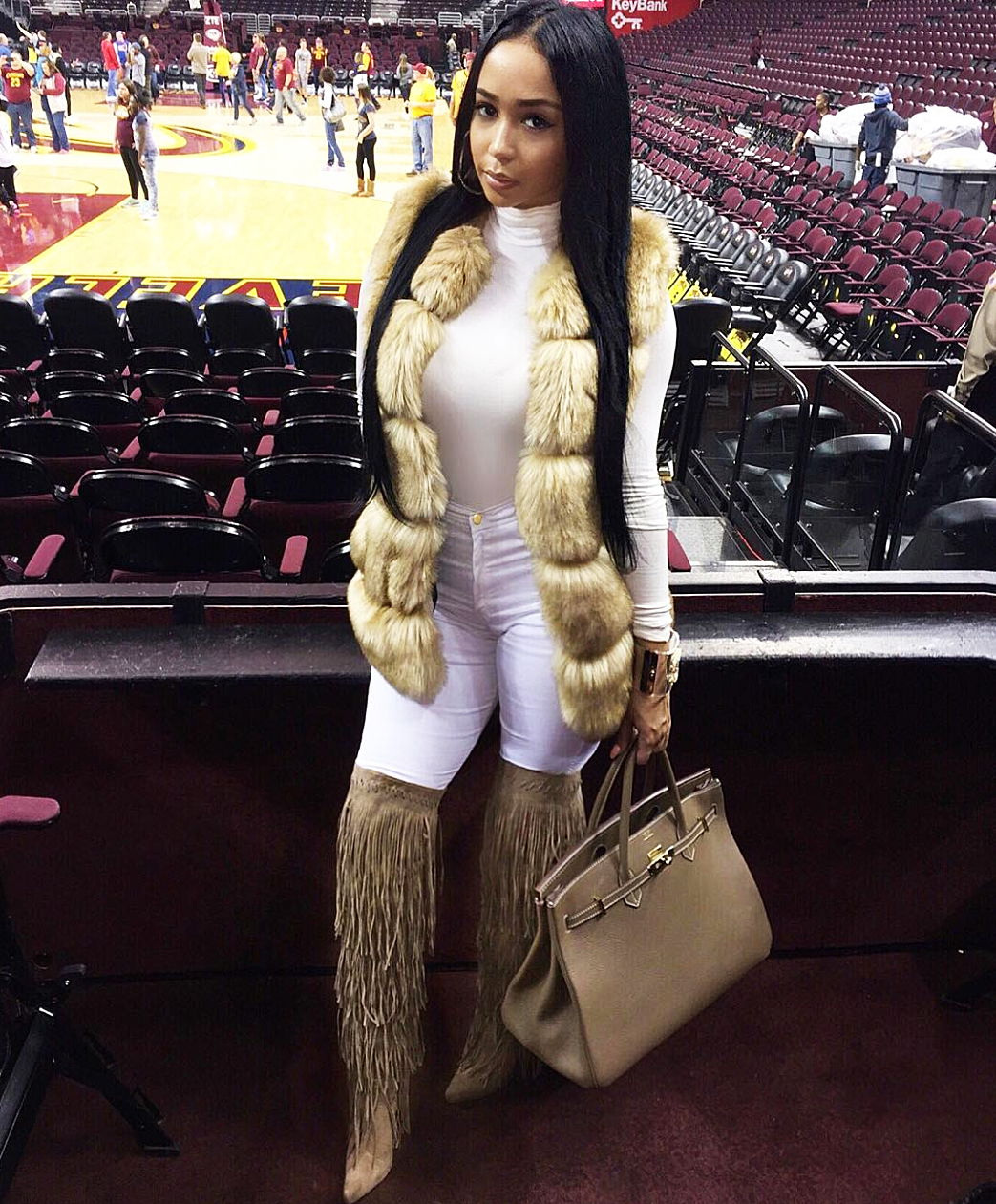 Tristan Thompson's Ex, Jordan Craig: 5 Things to KnowWorld ...